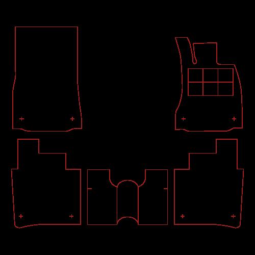 Five Piece Set